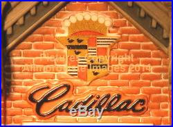CIC Dept 56 HENSLY CADILLAC & BUICK! NeW MINT! 59235 FabULoUs