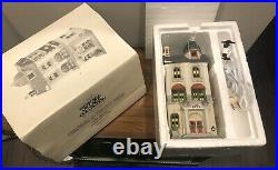 Christmas In The City Department 56 Retired Vintage Lot Of 10