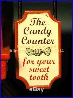 Christmas In The City Dept 56 CANDY COUNTER! 59256 NeW! MINT! FabULoUs