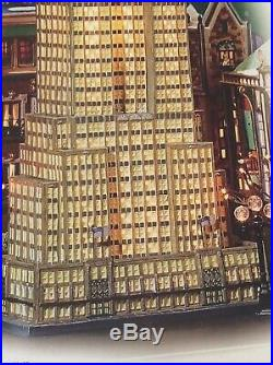 D56 Empire State Building New $550 with Free Shipping