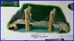 Dept 56 Christmas In The City Brooklyn Bridge # 59247 Brand New
