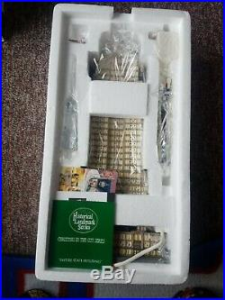 DEPT 56 CHRISTMAS IN THE CITY EMPIRE STATE BUILDING Very Rare- NEW IN BOX