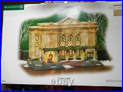 DEPT 56 CHRISTMAS IN THE CITY UNION STATION NIB Read