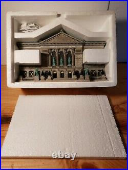 DEPT 56 CHRISTMAS IN THE CITY Village ART INSTITUTE OF CHICAGO MINT
