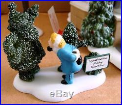 Dept 56 Crystal Gardens Conservatory Christmas In The City Series Original Box
