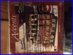 DEPT 56 Christmas In The City ACCENTS WRIGLEY FIELD NIB Still Sealed