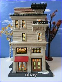 DEPT 56 Christmas in the City DAYFIELD'S DEPARTMENT STORE