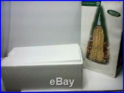 DEPT. 56 Christmas in the city EMPIRE STATE BUILDING. NEW