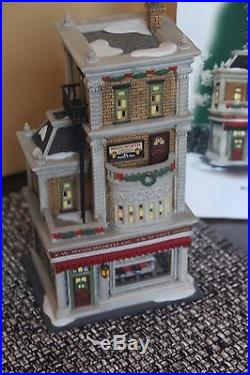 Dept 56 Village House Holiday Christmas Xmas City Woolworth's 56.59249 Store