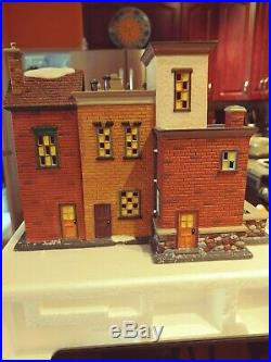 Department 56 # 59212 5th Avenue Shoppes Christmas In The City Series