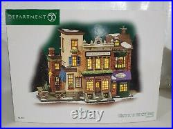 Department 56 5th Avenue Shoppes Christmas In The City