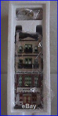 Department 56 C. I. T. C CHRISTMAS IN THE CITY SET OF 3 RARE #65129 NEW