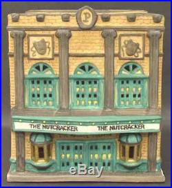 Department 56 CHRISTMAS IN THE CITY Palace Theatre 810918