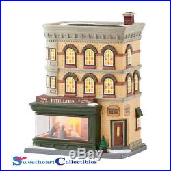 Department 56 Christmas In The City 4050911 Nighthawks
