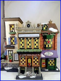 Department 56 Christmas In The City 5TH AVENUE SHOPPES 59212