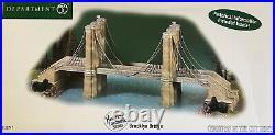 Department 56 Christmas In The City Brooklyn Bridge Historical Landmark Series