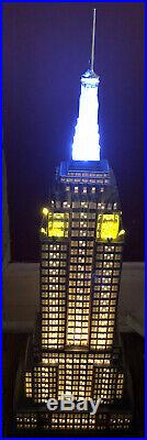 Department 56 Christmas In The City Empire State Building