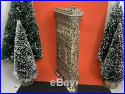 Department 56 Christmas In The City Flatiron Building #59260