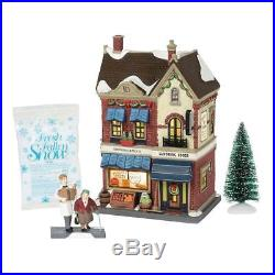 Department 56 Christmas In The City New 2018 LUNDBERG FOODS GIFT SET/4 6000571