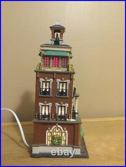Department 56 Christmas In The City Paramount Hotel #58911