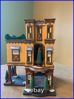 Department 56, Christmas In The City Series, Parkview Hospital