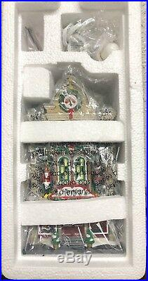 Department 56 Christmas In The City Series Topsys Toys #799995 Retired
