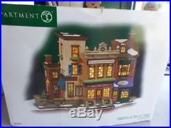 Department 56 Christmas In The City The 5th Avenue Shoppes