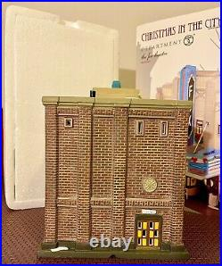 Department 56 Christmas In The City The Fox Theatre retired and rare CIC
