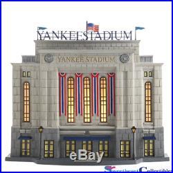 Department 56 Christmas In the City Yankee Stadium 805538 Retired
