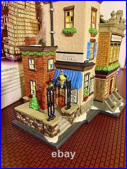 Department 56 Christmas in the City 5th Avenue Shoppes 59212 Retired CIC Dept 56
