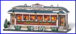 Department 56 Christmas in the City American Diner Building Figurine 799939 New