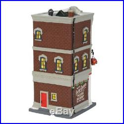 Department 56 Christmas in the City Downtown Dairy Queen Building 6000573 New