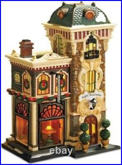Department 56 Christmas in the City Light Nouveau #56.59262 Brand New