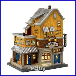 Department 56 Christmas in the City Maxwell's Blues Hall (4020175)