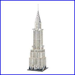 Department 56 Christmas in the City THE CHRYSLER BUILDING NIB FREE SHIPPING
