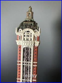 Department 56 Christmas in the City The Singer Building