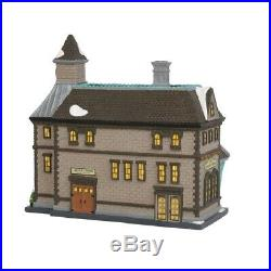 Department 56 Christmas in the City Village Lincoln Station Building 6003056 New