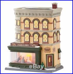 Department 56 Christmas in the City Village Nighthawks Diner Building 4050911