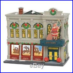 Department 56 Davidson's Department Store 6003057 2019 Christmas in the City