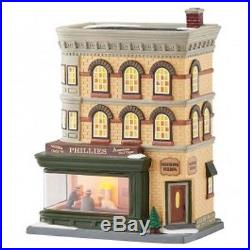 Department 56, Dept 56 Christmas in the City Nighthawks, 4050911