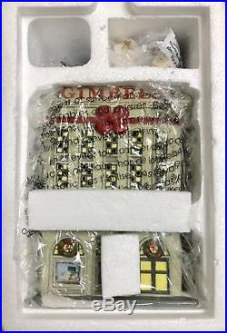 Department 56 Elf Village Gimbels Department Store 4053059 Christmas In The City