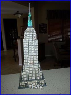 Department 56 Empire State Building