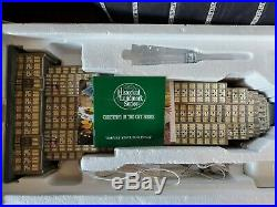 Department 56 Empire State Building in Original Box #59207 New York City NYC