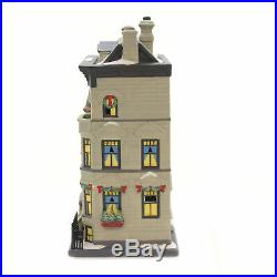 Department 56 House UPPER WESTSIDE BROWNSTONES Christmas In The City 6003055