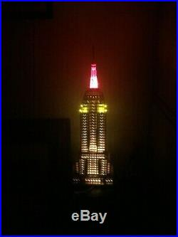 Department 56 Huge Christmas in the City Empire State Building 56.59207