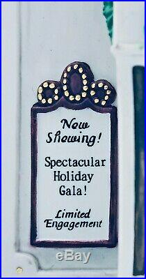 Department 56 Majestic Theater Christmas In The City Series 25 Years #56.58913