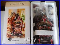 Frank Lloyd Wright Department 56 Christmas in the City Dept NEW 4054988 CIC