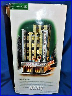 Department 56 Radio City Music Hall Christmas In The City