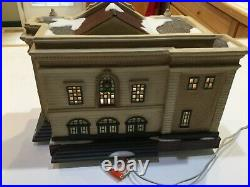 Department 56 Union Station Christmas in the City Limited Edition Rare