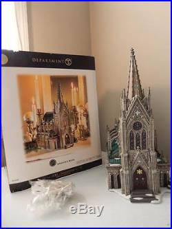 Department 56 (VHTF) CITC Cathedral of St. Nicholas #56.59248